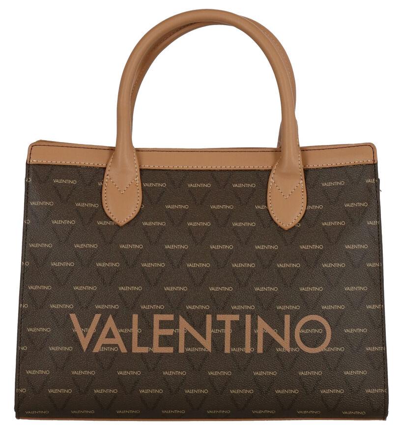 Valentino Handbags Liuto Sac en Marron en simili cuir (275807)