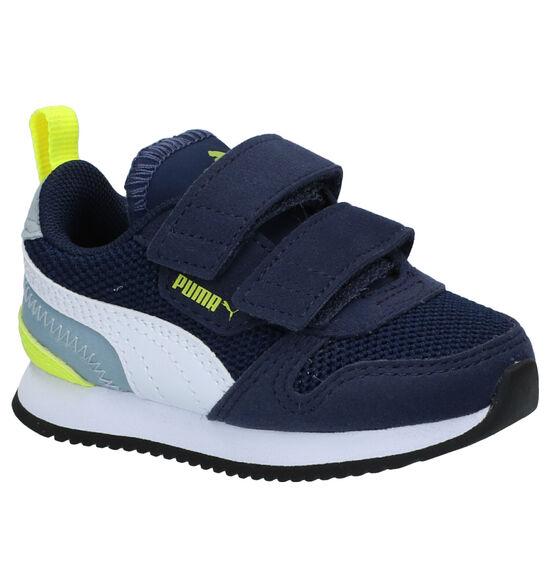 Puma Blauwe Sneaker