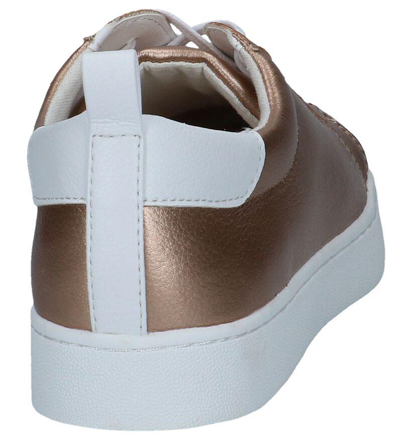 Geklede Sneakers Rose Gold Youh! in kunstleer (239192)