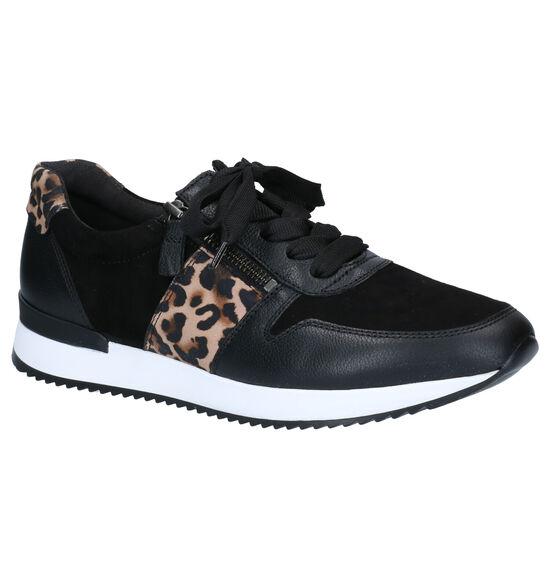 Gabor Best Fitting Chaussures à lacets en Noir