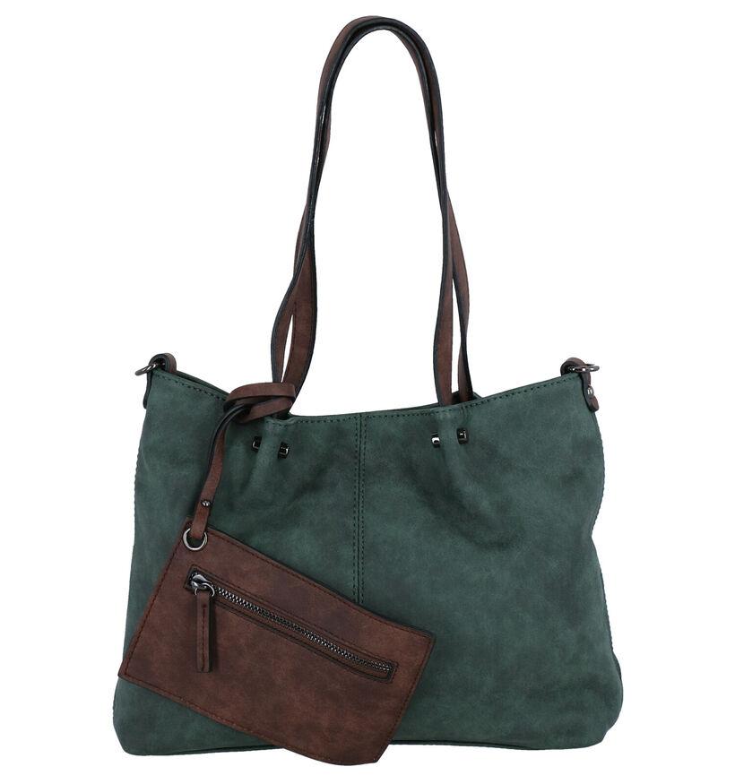 Emily & Noah Bag in Bag Ecru Schoudertas in kunstleer (276012)