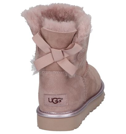 UGG Mini Bailey Bow Roze Boots, Roze, pdp