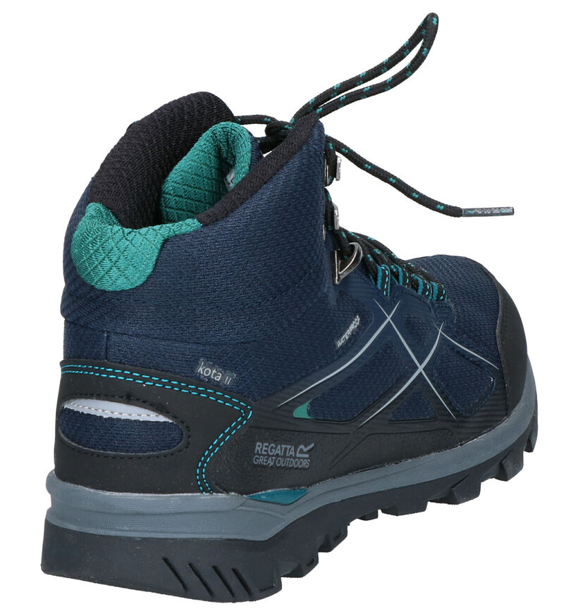 Regatta Lady Kota Chaussures de randonnée en Noir en textile (261750)
