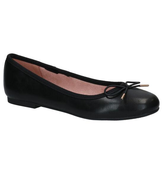 Tamaris TOUCH it Zwarte Ballerina's