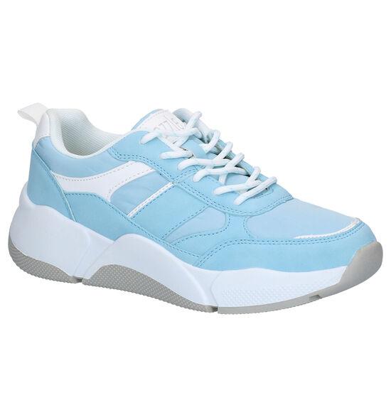 Dazzle Baskets en Bleu