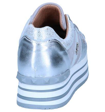 Scapa Baskets basses en Argent en cuir (246097)
