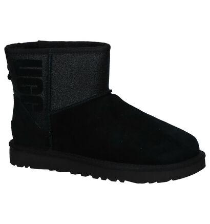 Zwarte Boots UGG Classic Mini, Zwart, pdp