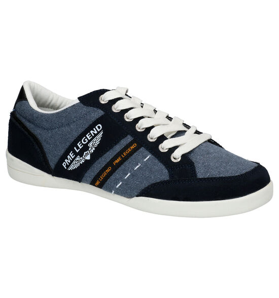 PME Legend Radical Blauwe Veterschoenen