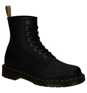 Dr. Martens Vegan 1460 Zwarte Boots in kunstleer (265528)