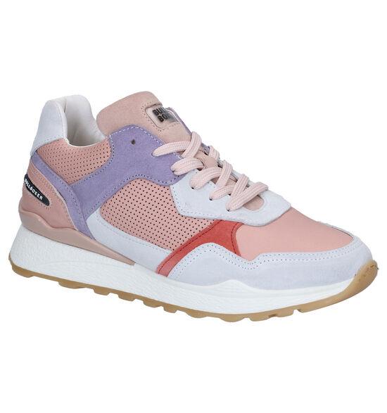 Bullboxer Roze Sneakers