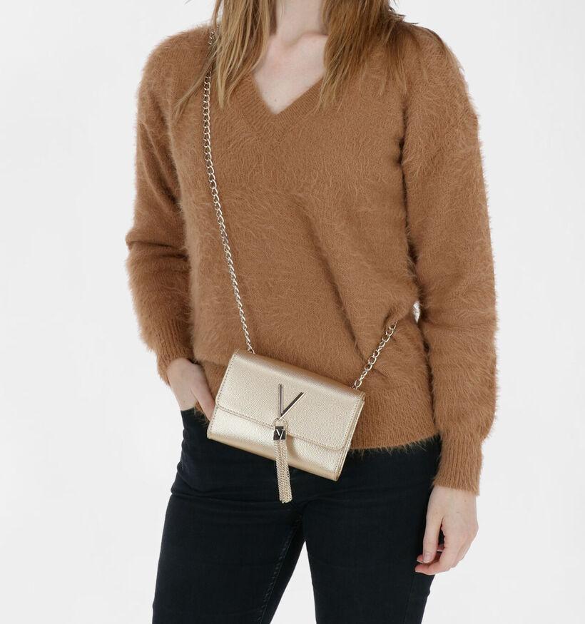 Valentino Handbags Sac porté croisé en Noir en simili cuir (283147)