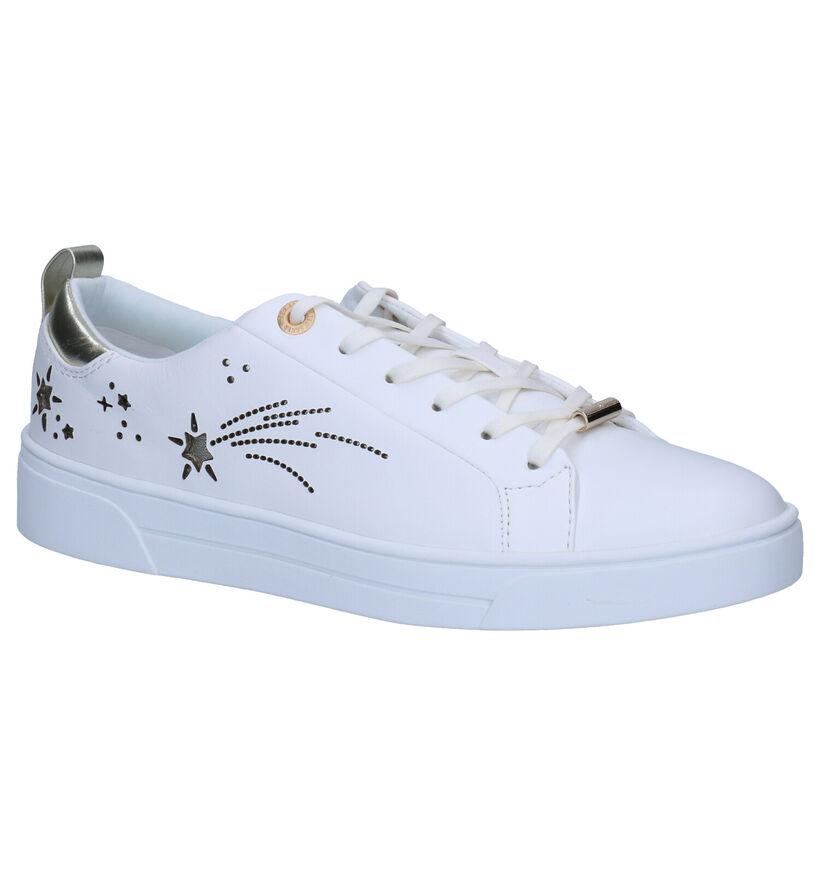 Ted Baker Chaussures à lacets en Blanc en cuir (263815)