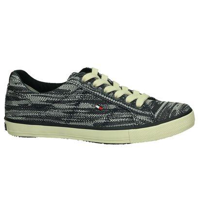 Tommy Hilfiger Blauwe Sneakers, Blauw, pdp