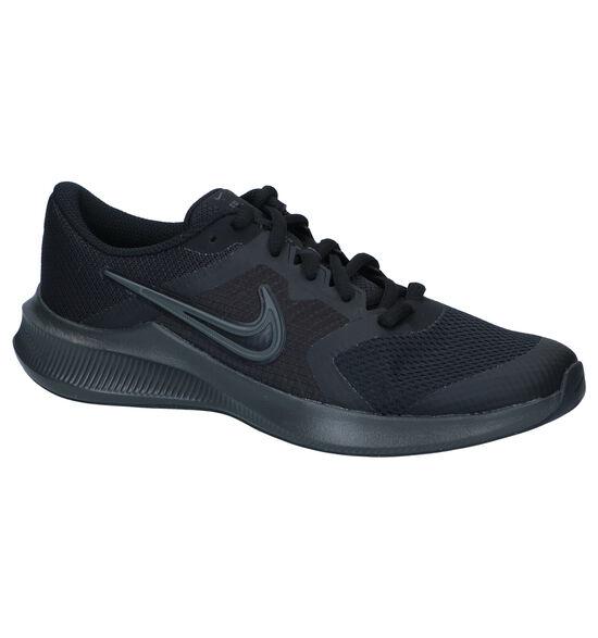 Nike Downshifter Zwarte Sneakers