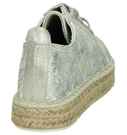 Marco Tozzi Chaussures à lacets  (Argent), Argent, pdp