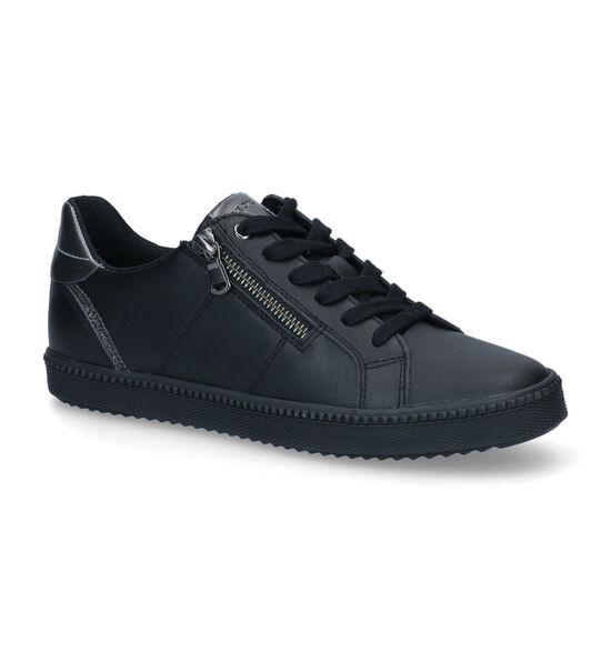 Geox Blomiee Chaussures à lacets en Noir