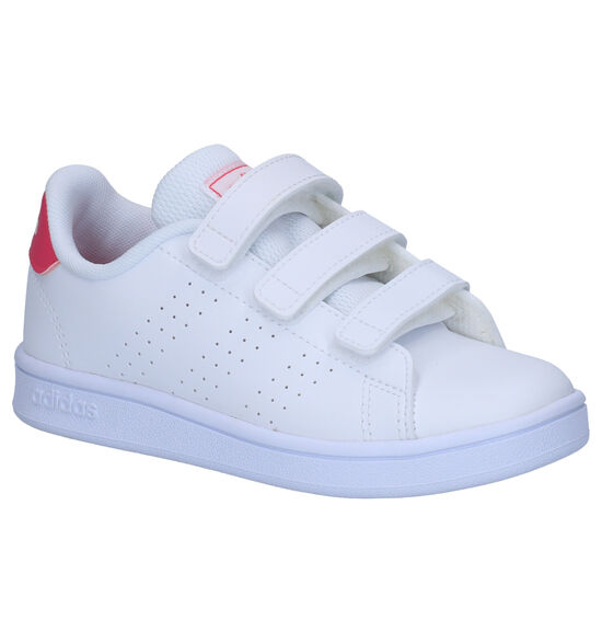 adidas Advantage Clean Witte Sneakers