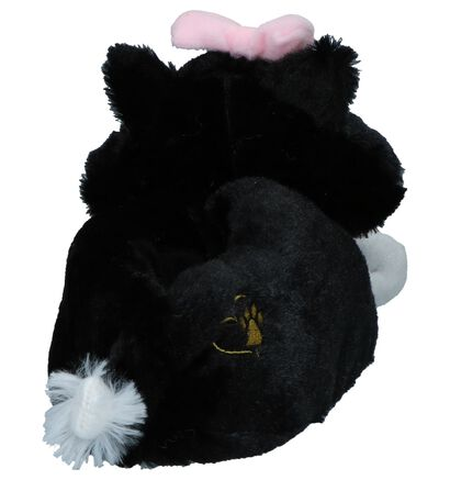 Zwarte Pantoffels Dazzle in stof (225812)