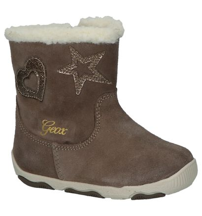 Geox Bottes basses  (Taupe), Taupe, pdp