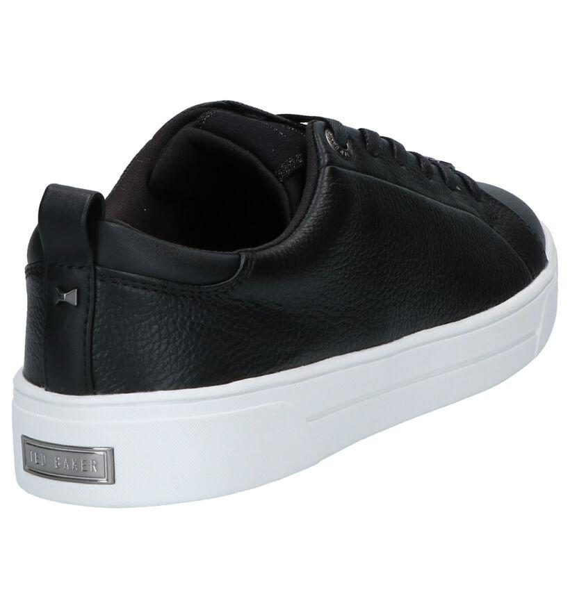 Ted Baker Chaussures à lacets en Noir en cuir (253992)