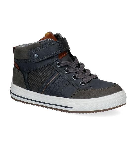 Sprox Chaussures hautes en Gris foncé