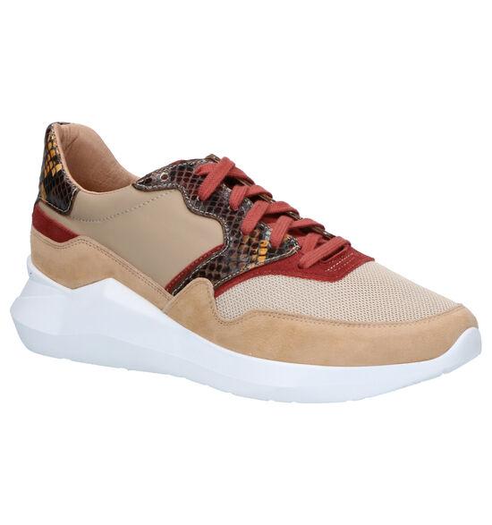 Frida Faith Beige Sneakers