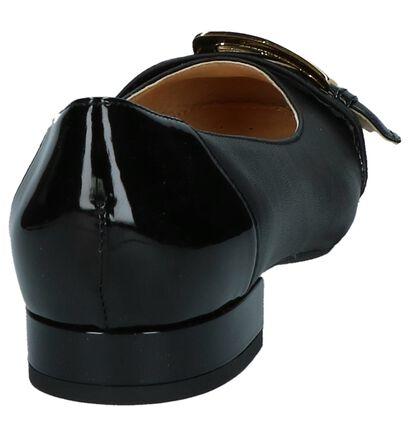 Klassieke Ballerina's Zwart Geox Wistrey, Zwart, pdp
