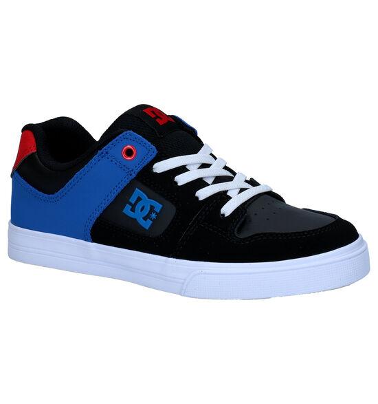 DC Shoes Pure Elastic Baskets en Noir