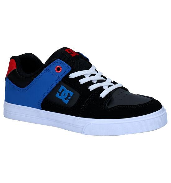 DC Shoes Pure Elastic Zwarte Sneakers