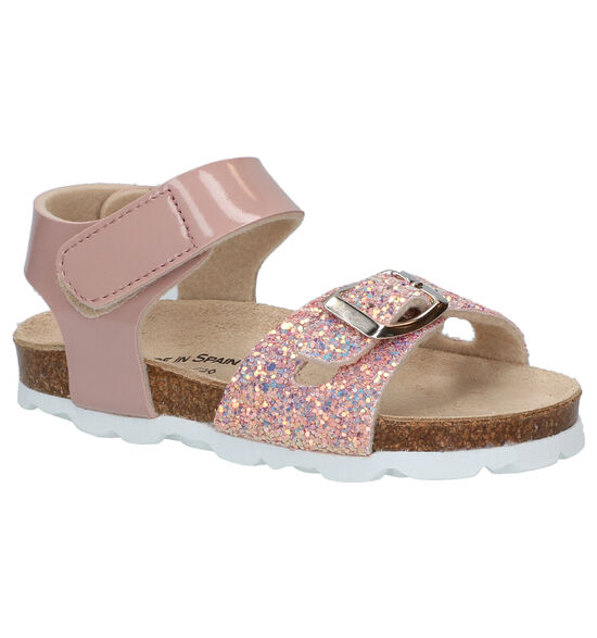 Made in Spain Sandales en Rose clair