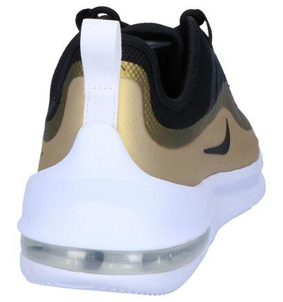 Lichtgrijze Sneakers Nike Air Max Axis in kunststof (249765)