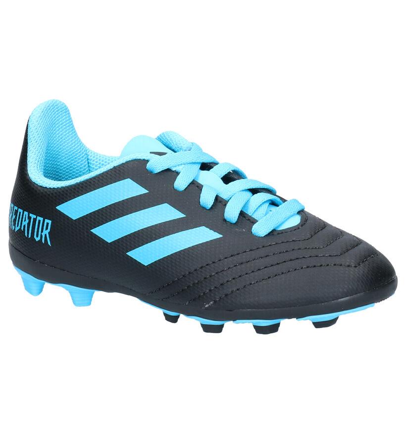 adidas Predator Chaussures de foot en Noir en simili cuir (252893)