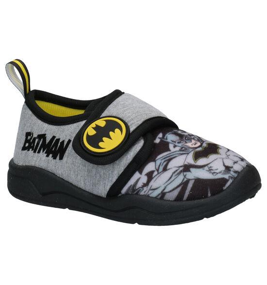 Batman Pantoufles fermées en Gris