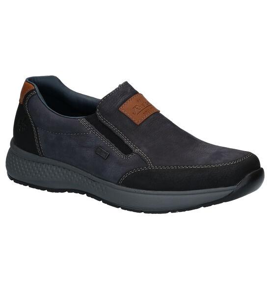 Rieker Chaussures slip-on (Bleu foncé)