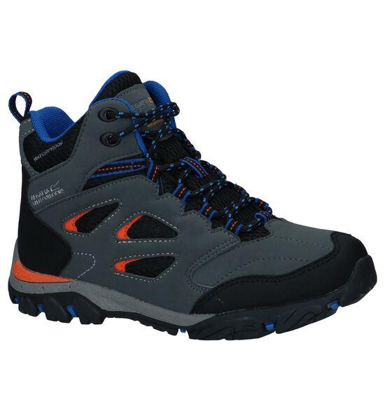 Regatta Chaussures de randonnée en Gris foncé