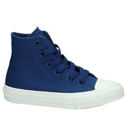 Converse All Star II Hi Blauwe Sneakers, Blauw, pdp