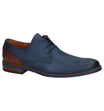 Van Lier Chaussures habillées  (Bleu foncé), Bleu, pdp