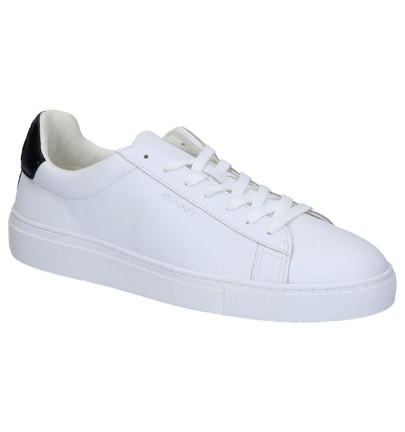 Gant MC Julien Chaussures à lacets en Blanc en cuir (271313)