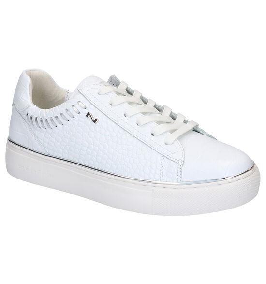 Nathan-Baume Chaussures à lacets en Blanc