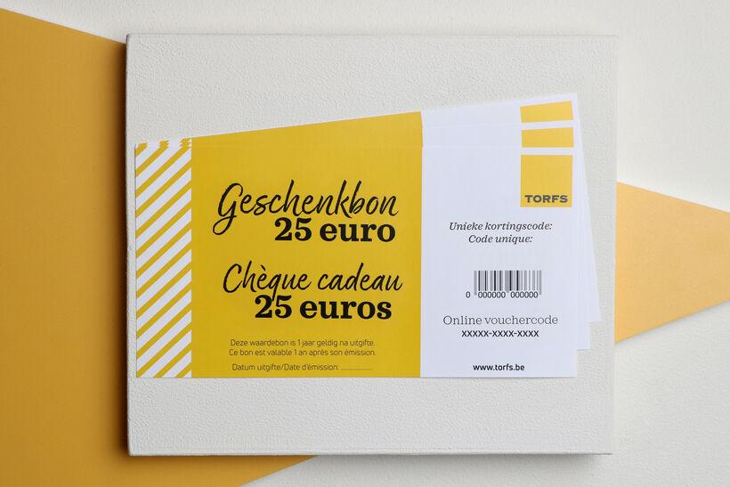 Carte cadeau de 25 euros (5002)