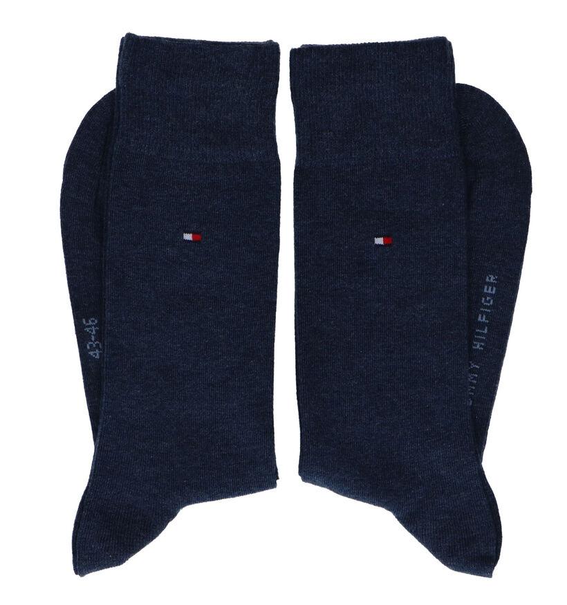 Tommy Hilfiger Zwarte Sokken - 2 Paar (216554)