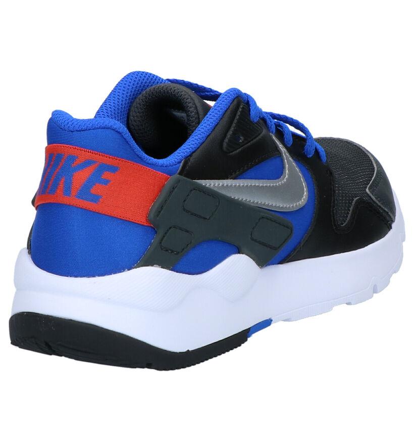 Nike LD Victory Baskets en Bleu en simili cuir (266175)