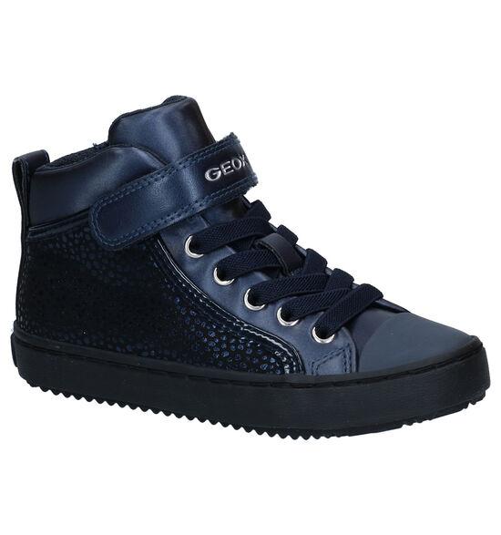 Geox Kalispera Chaussures hautes en Bleu