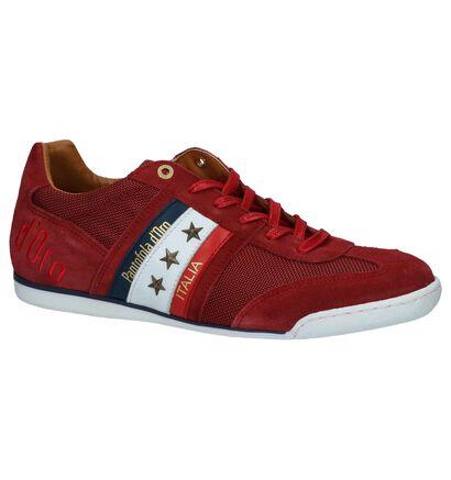 Pantofola d'Oro Chaussures basses  (Rouge foncé), Rouge, pdp