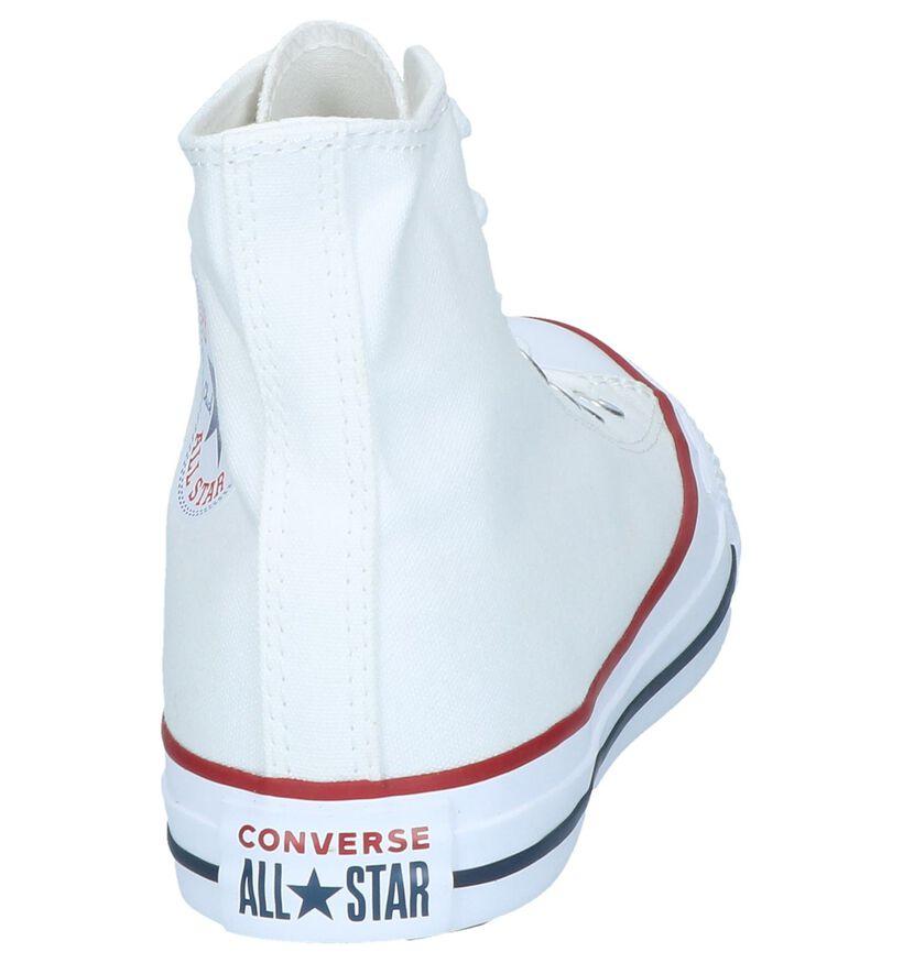 Chuck Taylor All Star Baskets hautes en Noir en textile (238368)