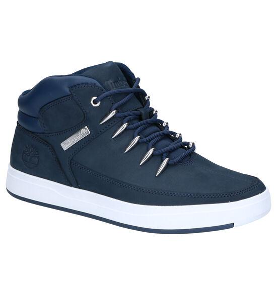 Timberland Davis Square Hiker Chaussures hautes en Bleu