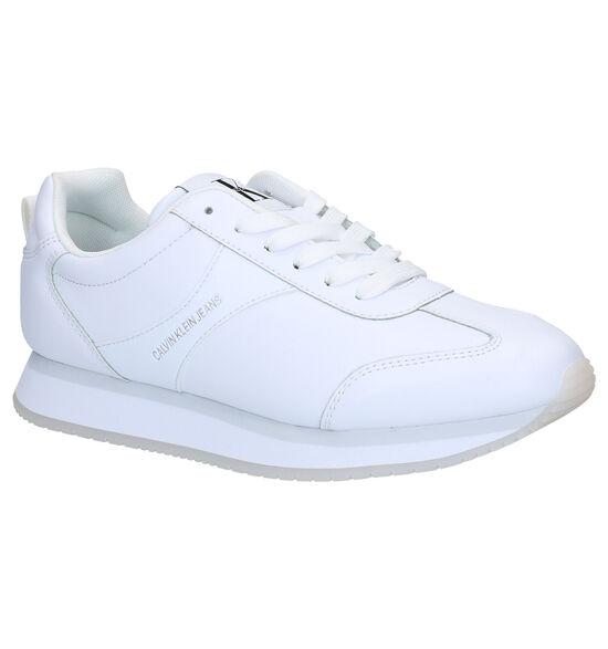 Calvin Klein Baskets en Blanc