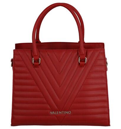 Valentino Handbags Cajon Sac à main en Rouge en simili cuir (259239)