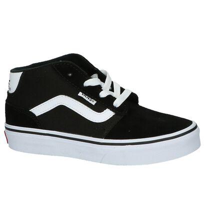 Vans Chapman Skate sneakers en Noir en textile (210241)