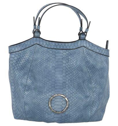 BOO! Rondo Pastelblauwe Handtassen in kunstleer (215374)